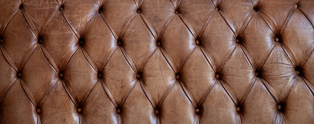MGRA Advogados detail of a leather couch